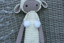 Lalylala crochet dolls / Little dolls