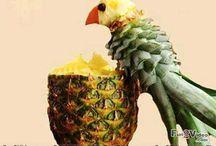 Fruit Art - Kunst zum essen
