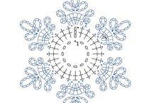 Hópehely-minta