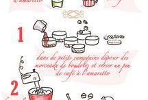 tiramisu macaron recette