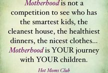 Motherhood-the greatest calling
