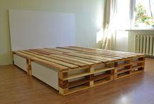 Möbel aus Paletten