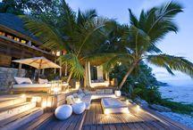 hotel decks