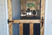 דלתות וחלונות