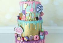 cakes for my birthday