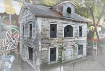 Prim Bird Homes / We need a place to rest ...... / by Heidi Adams Ramsey