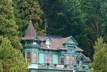 drömmiga hus