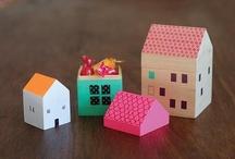 Lovely little houses / by Audrey Heikoop-van den Hurk