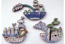 Art Mosaics / by Kathy Christian