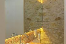 cuarto de baño nave