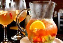 Sucos e refrescos e bebidas