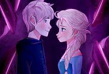 Jack and Elsa Ship