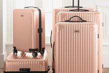Suitcases / by Marta Martinez Rubio