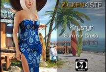 Zickenkiste / Zickenkiste is my clothing brand in SL. You can find some of my items on marketplace or inworld  https://marketplace.secondlife.com/stores/4794