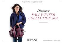 Ripani - Fall Winter 2015/16 Collection