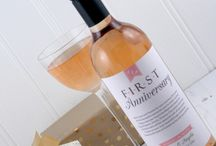 Gifts | First Anniversary Gift Ideas / Gift ideas for celebrating the first wedding anniversary...