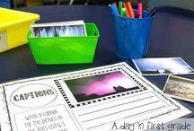 School- Informative/Explanatory Writing