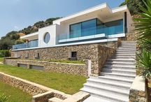 Villa GC Bergeggi 2014 / Villa unifamiliare