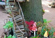 Fairy Garden ideas / by Shannon Mavica