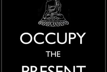 Occupying the present