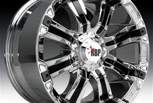 Wheels / Wheels can make or break the look of your vehicle. Find the perfect wheel for your car or truck at Summit Racing! / by Summit Racing