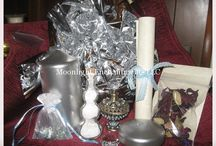 Luxury Charm Kits / Beautifully-designed, extremely powerful, blessed, fully spiritually consecrated, magically-charged, personally customized, exclusive, handmade Luxury Charm Kits. Visit Us ~ www.MoonlightEnchantments.com / by Moonlight Enchantments LLC