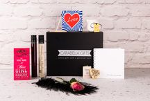Show Your Love / A selection of hampers to truly express your love to the special person or people in your life...