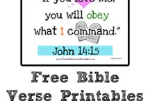 bible verses for my kids