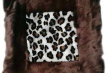 feather pillow cases / This fur rug is a handmade product from a cottage industry Indonesia