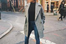 New York Chic / by Gina Viars