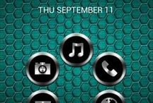 Android themes / Android Looks - custom android themes.