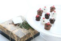 Valentine's Day / Valentine's Day Chocolate Cordial Cherries