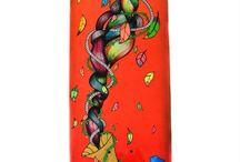Skateboards / Customized skateboards