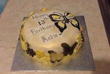 Custom birthday cakes / Custom made birthday cakes by Fine Art of Cakes