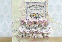 Anceliga's DIY Paper & Cards / DIY Paper & Cards
