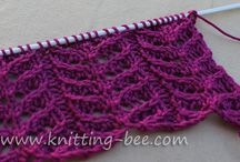 Lace stitch