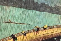 Art Lessons - Hiroshige