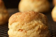 biscuits and muffins