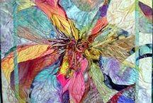 art quilts and fibre arts