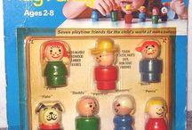 Retro Toys, Games, & Style