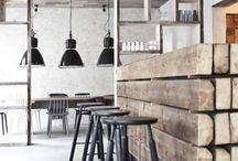 Restaurantes, bares, hoteles y tiendas / Principales novedades en interiorismo comercial