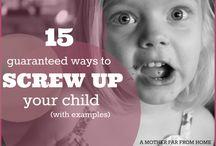 opvoeden kinderen