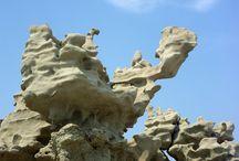 Strange Natural Formations