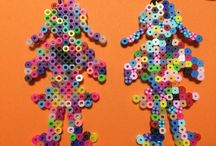 Aynne's works_perler beads / Aynne's works
