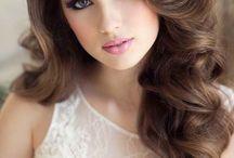 Make up - bridesmaid
