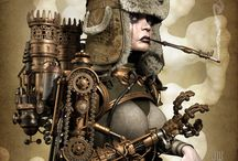 Steampunk / by Veronica Frontz