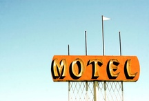 Motel Signs / by Marta