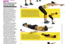 Workouts / by Jennifer DeMaille Barrett