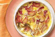 Pudding-custards-creams-mousse