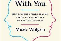 Bookshelf - Trauma and Resiliency